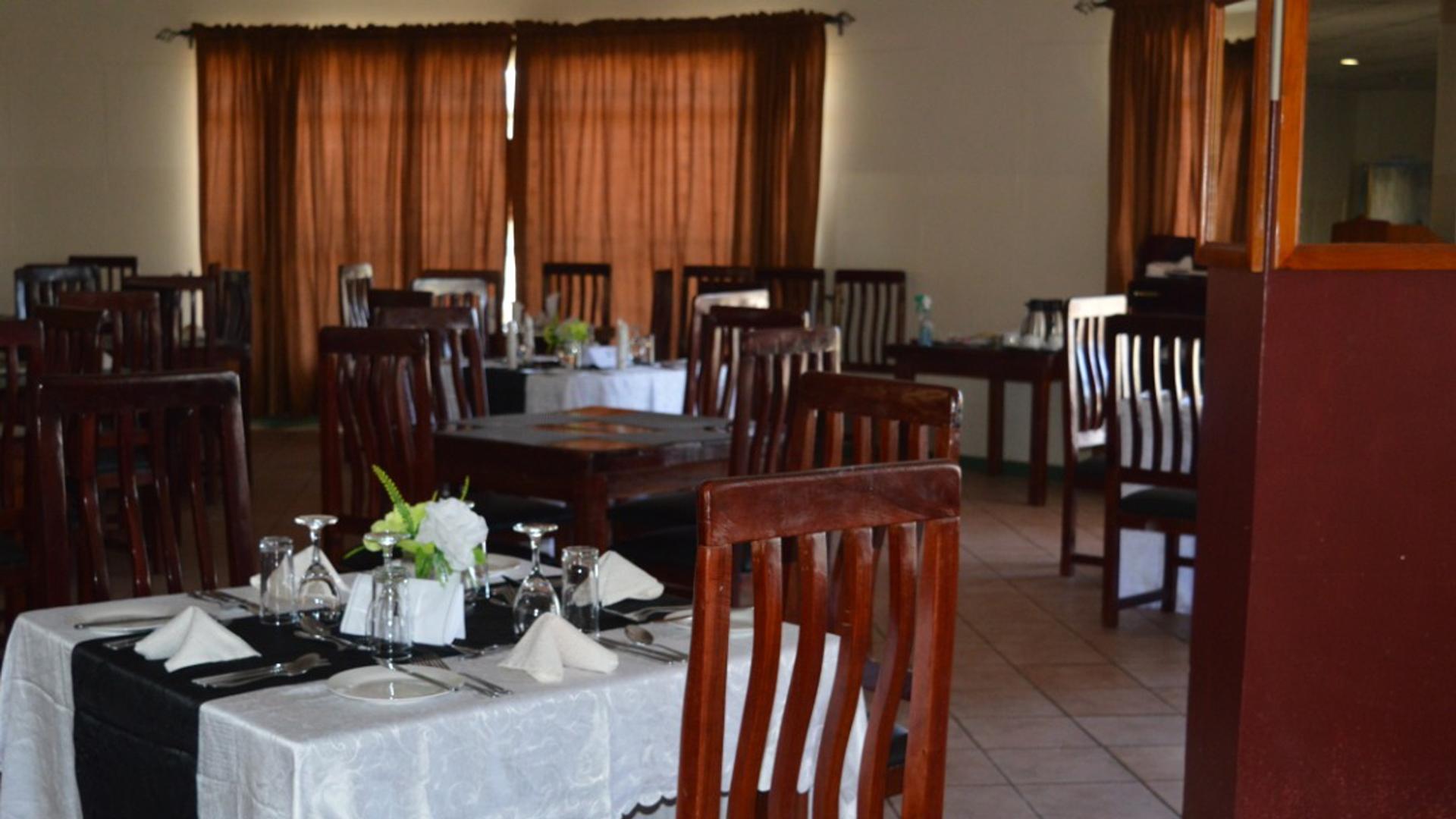 Cut Hotel Restaurant